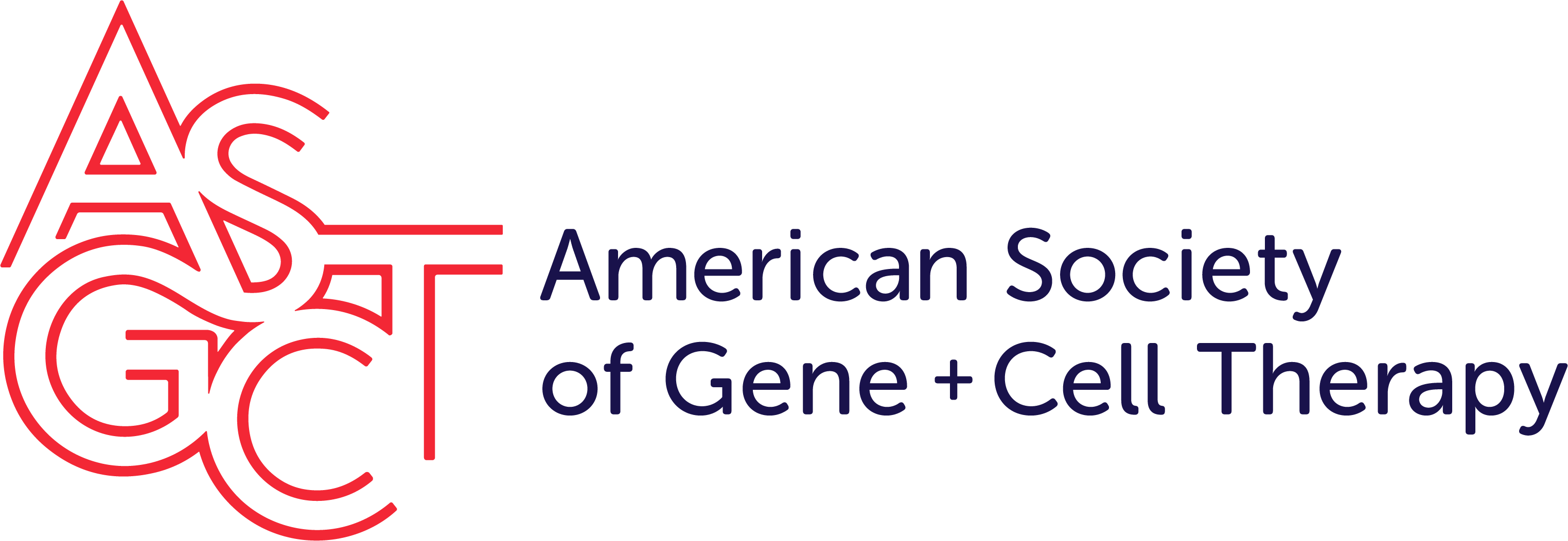 American Society of Gene+Cell Therapy logo